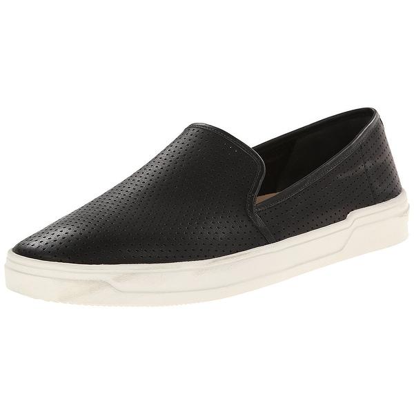 Via Spiga Womens Galea5 Low Top Slip On Fashion Sneakers