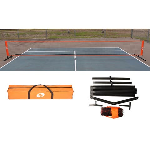 Optima Pickleball Net, Full Size Portable