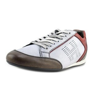 Hogan Olympia U Sportivo H Forata Men Round Toe Leather Multi Color Sneakers