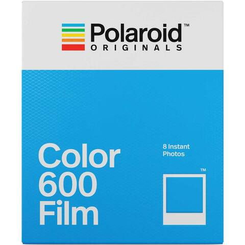 Polaroid Originals Instant Classic Color Film for 600 Cameras