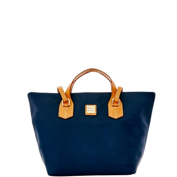 Dooney & Bourke Windham Leighton Tote (Introduced by Dooney & Bourke at $198 in Jan 2016) - Navy
