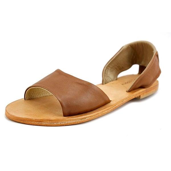 Kelsi Dagger Clarkson Open Toe Leather Sandals