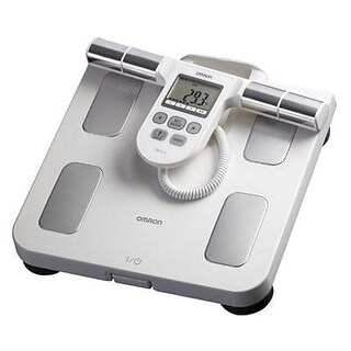 Omron Healthcare Hbf-510W Full Body Sensor W Scale Wht