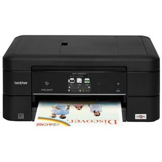 Brother International MFC-J880DW Compact All-in-One Inkjet Printer