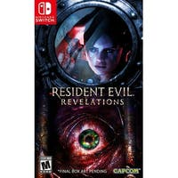Resident Evil Revelations Collection - Nintendo Switch