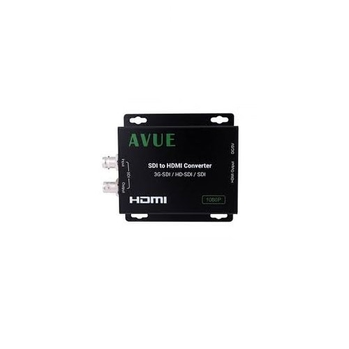 Avue Sdh-R01 Sdi To Hdmi Converter Adap Supports 3G-Sdi Hd-Sdi And Sdi
