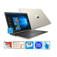 "HP Laptop 17 AMD A9-9425 8GB 2TB HDD 17.3"" HD Certified Refurbished"