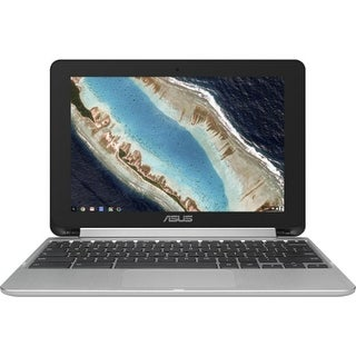 """Asus Flip C101PA-DB02 10.1"" Touchscreen LCD Chromebook Flip C101PA-DB02 10.1 Inch Touchscreen LCD Chromebook"""