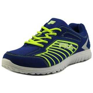 Fila Rocket Fueled Youth Round Toe Synthetic Blue Sneakers