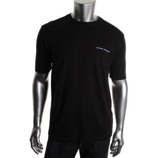 Tommy Bahama Mens Cotton Back Fish Graphic T-Shirt - XL