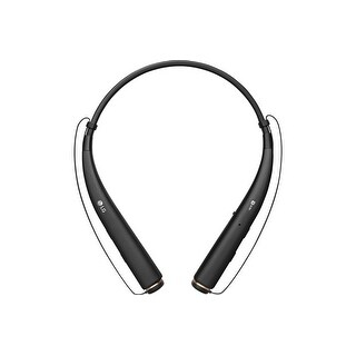 LG Tone Pro HBS-780 Wireless Stereo Headset - Black - Refurbished