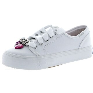 Keds Girl's Double Dutch Fashion Sneakers - Silver