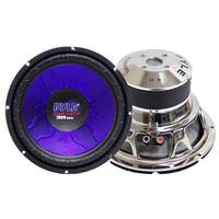 "SUBWOOFER 12"" PYLE 1200W DVC DUAL 90OZ. MAGNETS (180OZ TOT)"