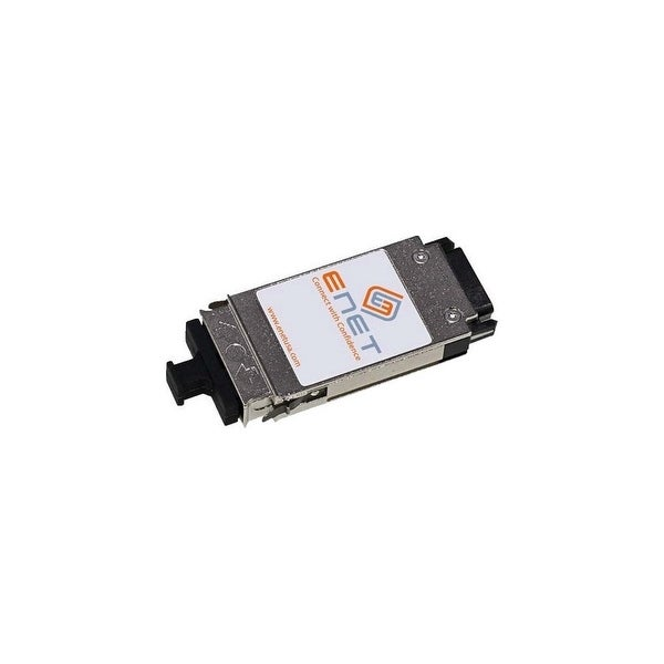 ENET ONS-GC-GE-SX-ENC Cisco Compatible ONS-GC-GE-SX ONS SFP 100% Tested Lifetime Warranty and Compatibility Guaranteed - For