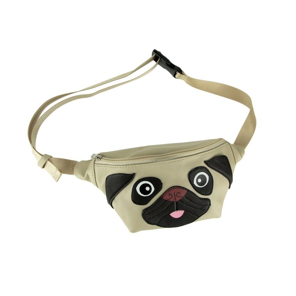 Pugs Love Me Sport Waist Packs Fanny Pack Adjustable For Run