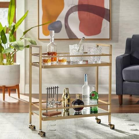 Simple Living Manhattan Bar Cart