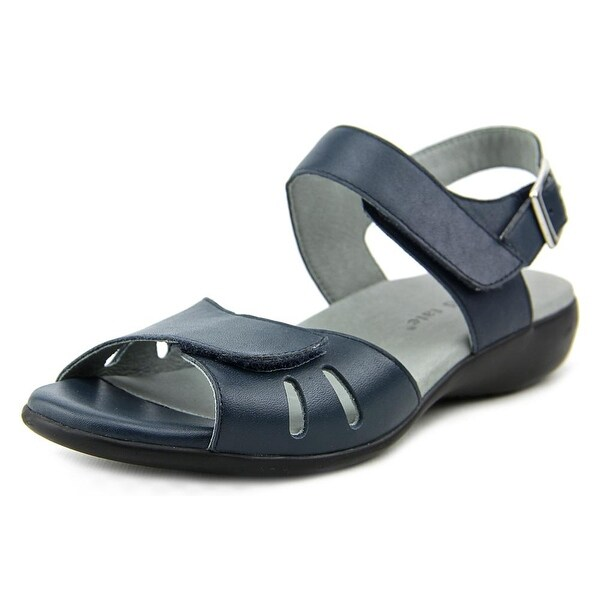David Tate Lolita Women N/S Open-Toe Leather Slingback Sandal