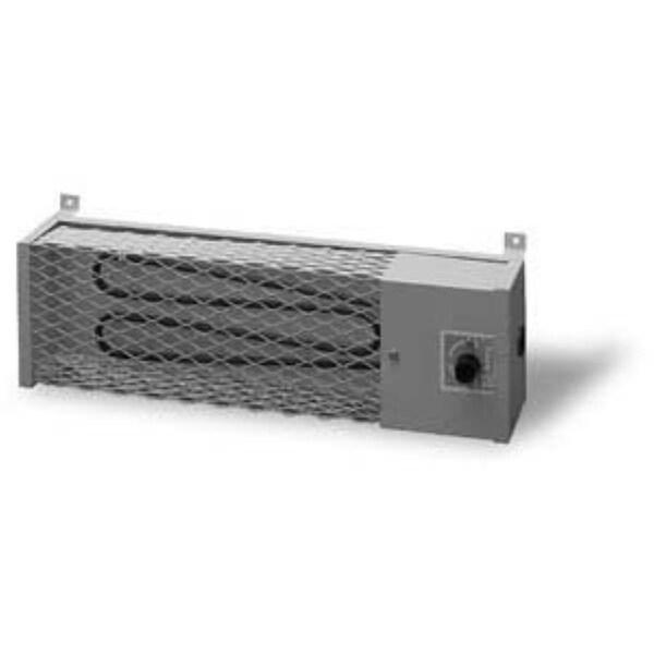 King Electric U2425 Pump House Heater 240/120V 250/62 Watt - almond