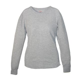 Hanes Women's Thermal Crew Neck Top (Option: Grey)|https://ak1.ostkcdn.com/images/products/is/images/direct/896dee5f079714e754d9123157d1848b82797494/Hanes-Women%27s-Thermal-Crew-Neck-Top.jpg?impolicy=medium