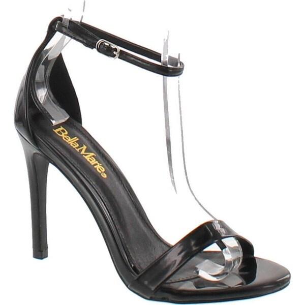 Bella Marie Flora-18 Women's High Stiletto Heel Strappy Dress Sandals