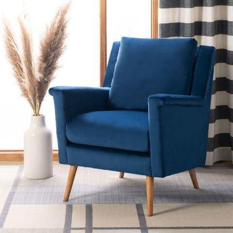 """Safavieh Astrid Mid-Century Arm Chair - 28.7"""" x 28.4"""" x 33.9"""" - 28.7"""" x 28.4"""" x 33.9"""""""