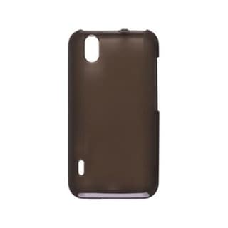 Wireless Solutions TPU Dura-Gel Case for LG Marquee / Ignite LS855 - Smoke