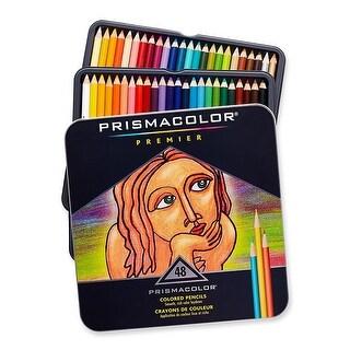 Prismacolor Premier Colored Pencils Soft Core Bright Vribrant Colors 36 Count