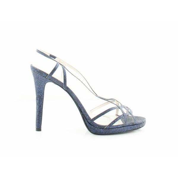 Caparros Sunday Women's Heels Blue - 10