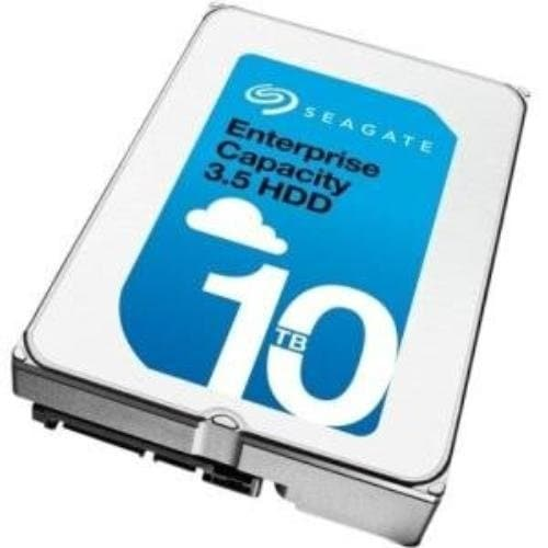 Seagate St10000nm0146 10Tb Sata 6Gb S Enterprise Hdd 7200Rpm 256Mb Helium 4Kn
