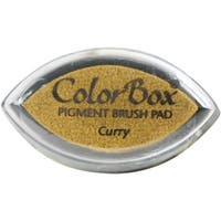 Colorbox Pigment Cat's Eye Ink Pad-Curry