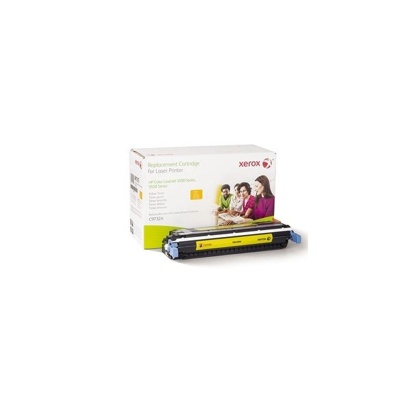 Xerox 645A Toner Cartridge - Yellow 006R01315 Toner Cartridge