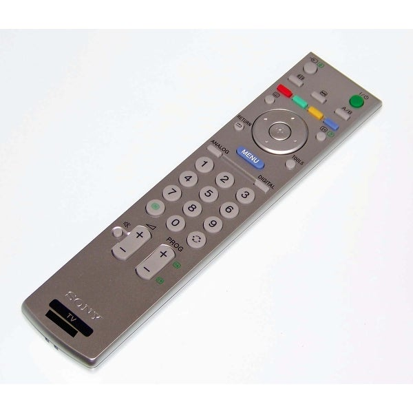 Sony Remote Control Originally Shipped With: KDL40V2500, KDL-40V2500, KDL46S2510, KDL-46S2510, KDL40S2530, KDL-40S2530