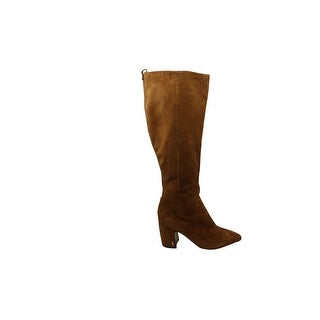 Link to MIA Amore Womens Lolaa Almond Toe Knee High Fashion Boots Similar Items in Women's Shoes