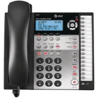 ATT 1080 4-Line Speakerphone with Answering System, Caller ID & Audio Attendant