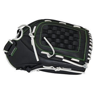 "Worth Shutout Series Softball Glove, Worn on Left Hand, 11.75"""