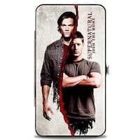 Supernatural Winchester Brothers Divided Hinged Wallet - One Size Fits most