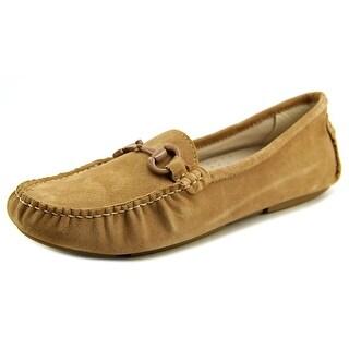 Patricia Green Cambridge Square Toe Synthetic Loafer