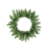 "20"" Buffalo Fir Artificial Christmas Wreath - Unlit"