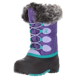 Kamik Snowgypsy Boot (Toddler/Little Kid/Big Kid) (Option: Purple - 10 medium us toddler)