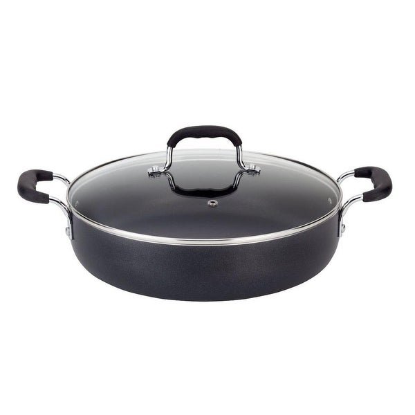 Shop T Fal A8428464 Non Stick Specialty Every Day Pan 5