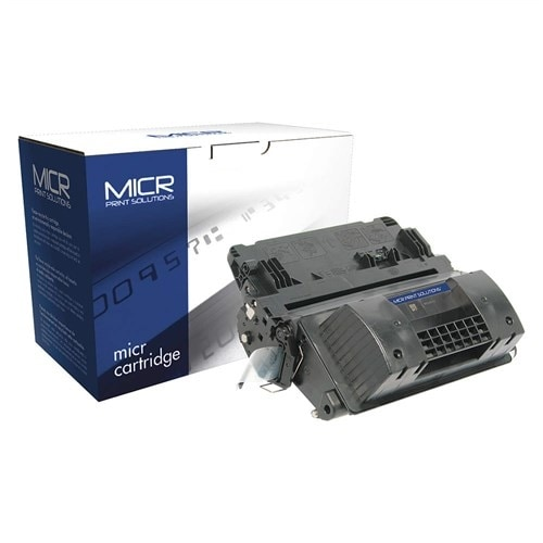 MICR Print Solutions Toner-Black Compatible with CC364XM High-Yield MICR Toner