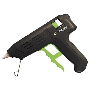Surebonder Full Size Professional High Temperature Glue Gun, 80 Watt