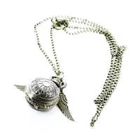 Harry Potter Superior Vintage Golden Snitch Pocket Watch - multi