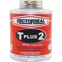 The Rectorseal Corp. Pint Pipe Thread Sealant 23431 Unit: EACH