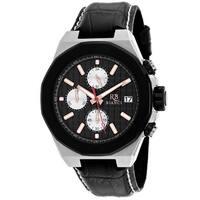 Roberto Bianci Men's Fratelli RB0131 Black Dial Watch