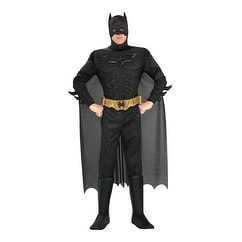 Deluxe Batman Adult Halloween Costume