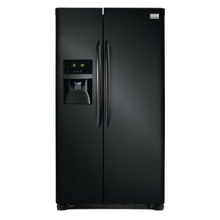 Frigidaire FGHS2631P 26 Cu.Ft. Standard-Depth Side-By-Side Refrigerator