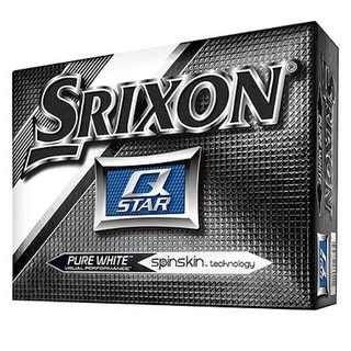 Srixon Q-Star Tour Golf Ball White-Dozen