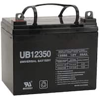 Upg 85980/D5722 Sealed Lead Acid Batteries (12V; 35Ah; Ub12350)