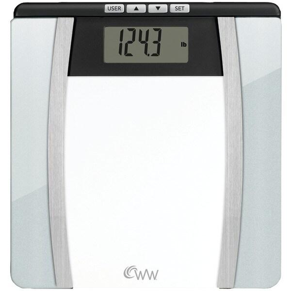 Conair Ww701Y Weight Watchers(R) Body Analysis Scale